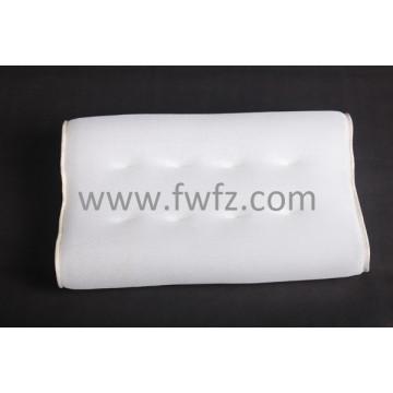 La almohada de tela de malla ergonómica con las rajas magnéticas