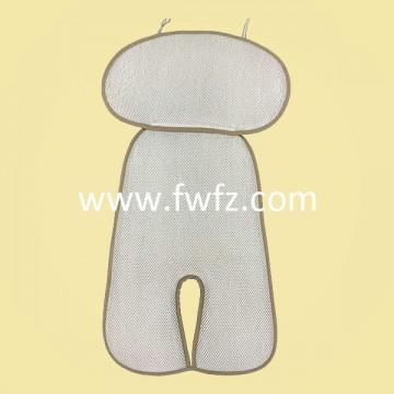 2016 diseño nuevo de cubrecolchón de tela de malla para bebé